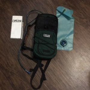 CAMELBAK green mule hydration pack